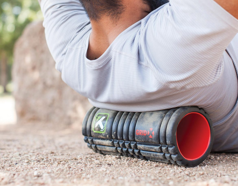 Waarom je als sporter niet zonder goede foam roller kunt